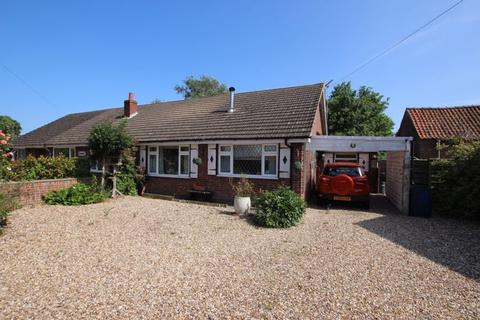 3 bedroom semi-detached bungalow for sale - MAIN ROAD, WITHERN