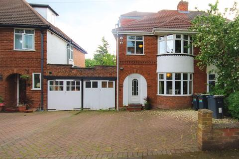 4 bedroom semi-detached house to rent - Colebourne Road, Birmingham