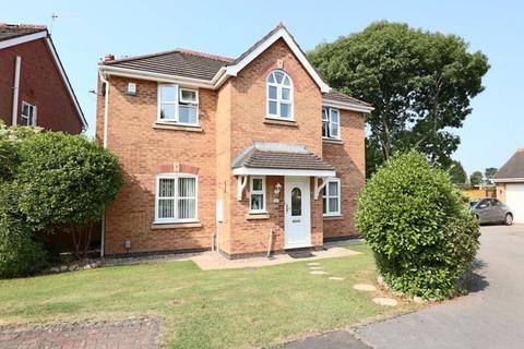 4 bedroom detached house for sale - Welsh Close, Lightwood