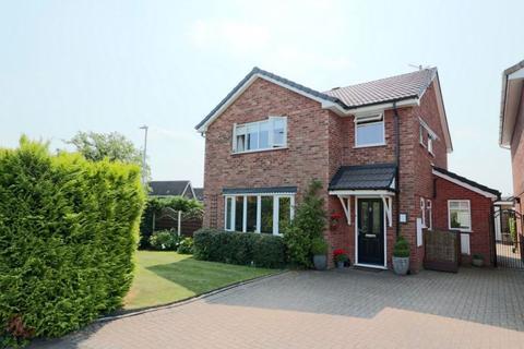 4 bedroom detached house for sale - Meerbrook Close, Trentham
