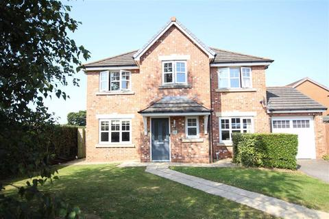 4 bedroom detached house for sale - Briarwood Road, Ewloe, Deeside, Flintshire, CH5