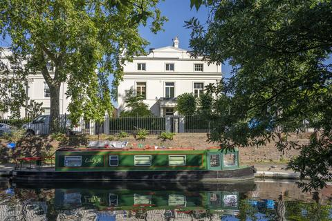 5 bedroom semi-detached house for sale - Blomfield Road, Little Venice, London, W9