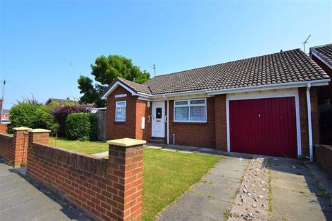 2 bedroom detached bungalow for sale - Merlin Villas, South Shields