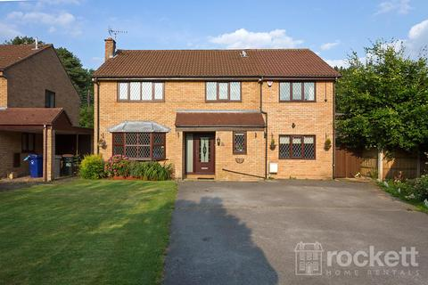 5 bedroom detached house to rent - Long Meadow, Newcastle