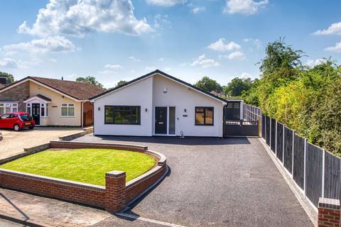 3 bedroom detached bungalow for sale - Shanta, Wergs Hall Road, Codsall, Wolverhampton, WV8