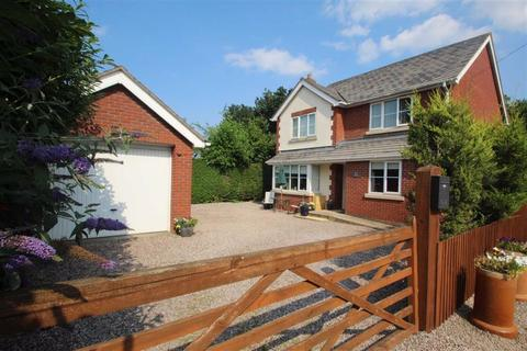 4 bedroom detached house for sale - Y Clawdd, Four Crosses