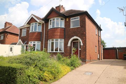 3 bedroom semi-detached house for sale - Laxton Avenue, Sutton-In-Ashfield