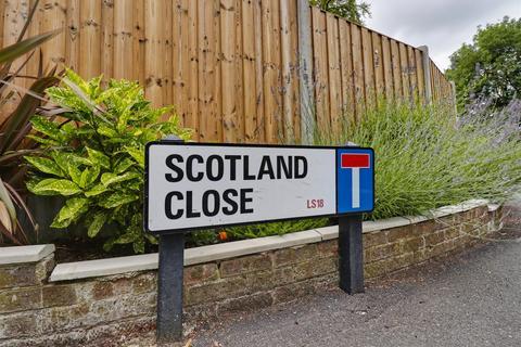4 bedroom detached house for sale - Scotland Close, Horsforth
