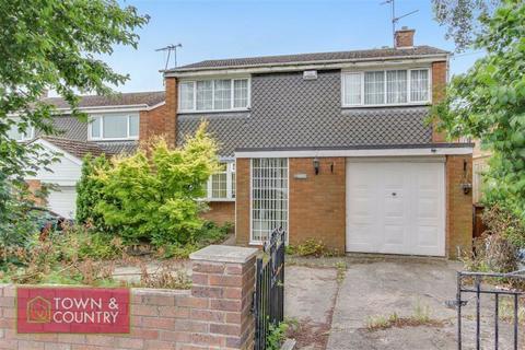 3 bedroom detached house for sale - St. Davids Drive, Connah's Quay, Deeside, Flintshire