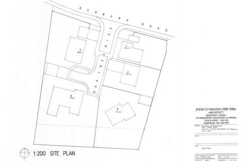 Plot for sale - Oaktree Rise, Chilton Moor, Houghton Le Spring