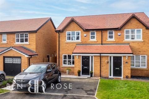 3 bedroom semi-detached house for sale - Hayeswater Road, Farington, Leyland