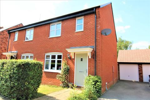 3 bedroom house for sale - Malus Field, Pattishall, Towcester