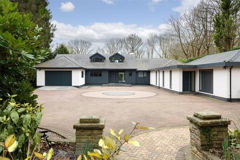 6 bedroom detached house for sale - Saddleback Drive, Castle Hill, Prestbury, Macclesfield, SK10