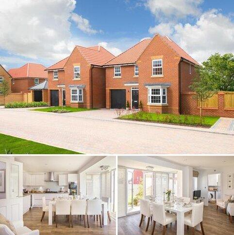 4 bedroom detached house for sale - Plot 164, Millford at Minster View, Voase Way (off Woodmansey Mile), Beverley, BEVERLEY HU17