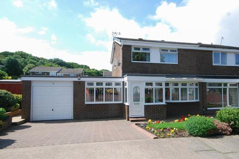 3 bedroom semi-detached house for sale - Midsomer Close, Moorside