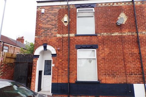 2 bedroom end of terrace house for sale - Hardwick Street, Hull, HU5 3NH