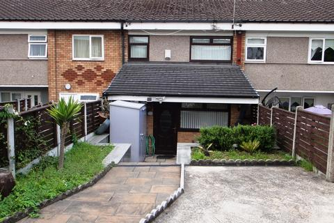 3 bedroom terraced house for sale - Woodward Street, Manchester, M4