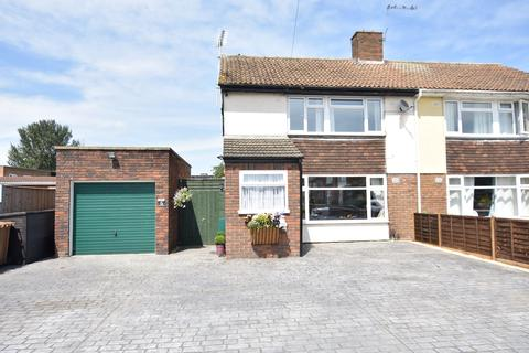 3 bedroom semi-detached house for sale - St Marys Crescent, Stanwell, Middlesex, TW19