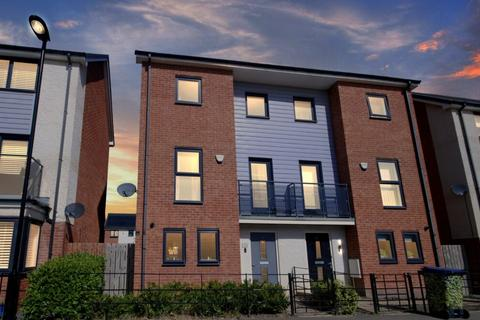 4 bedroom townhouse to rent - 4 Bedroom Town House to Let on Roseden Way, Newcastle Great Park