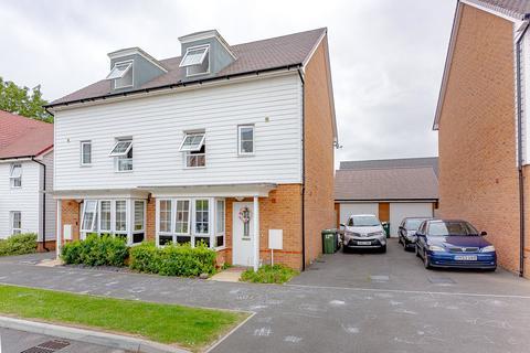 4 bedroom semi-detached house for sale - Bunyard Way, Maidstone, England, ME16