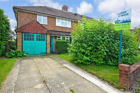 3 bedroom semi-detached house for sale - Clarence Walk, Meadvale, Surrey