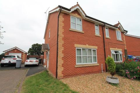 3 bedroom semi-detached house to rent - Blunstone Close, Crewe