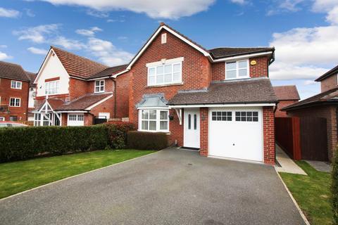 3 bedroom detached house for sale - Ffordd Parc Castell, Bodelwyddan