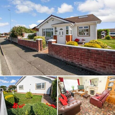 2 bedroom detached bungalow for sale - Maes Rhosyn, Towyn