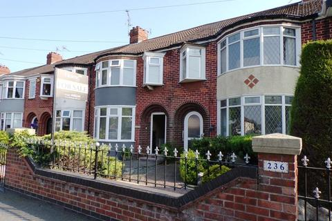 3 bedroom terraced house for sale - Kingston Road, Willerby, Hull, HU10 6ND
