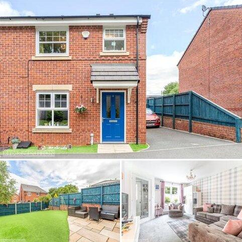 3 bedroom semi-detached house for sale - Strawberry Close, Burnedge, Rochdale, OL16