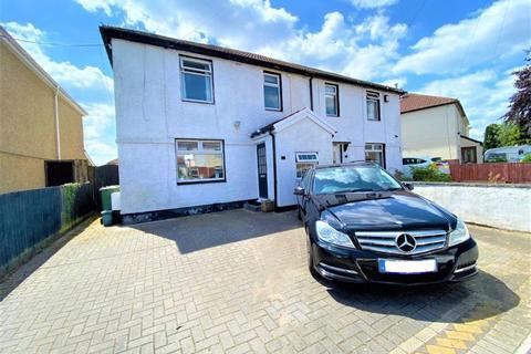 4 bedroom semi-detached house for sale - Park Avenue Bedwas Caerphilly CF83 8AL