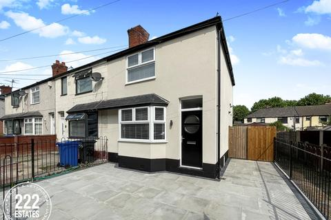 2 bedroom end of terrace house to rent - East Avenue, Warrington, WA2