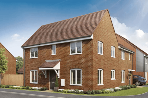 3 bedroom semi-detached house for sale - The Kingdale - Plot 221 at Church View, Stoke Road, Hoo ME3