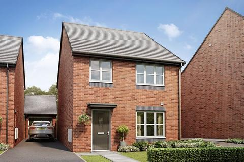 4 bedroom detached house for sale - The Lydford - Plot 29 at Burleyfields, Martin Drive ST16