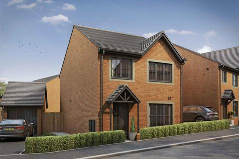 4 bedroom detached house for sale - The Lydford - Plot 16 at Woodside, Woodside, Burnley Road BB4