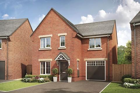 3 bedroom detached house for sale - The Amersham - Plot 279 at Hayfield Park, Hayfield Park, Hoyles Lane PR4