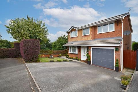 4 bedroom detached house for sale - Friesian Gardens, Teesdale Heights, Newcastle