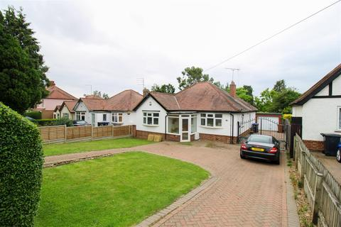 3 bedroom bungalow for sale - Station Road, Great Billing, Northampton