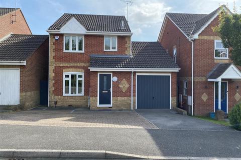 3 bedroom detached house for sale - Jersey Close, Kennington, Ashford