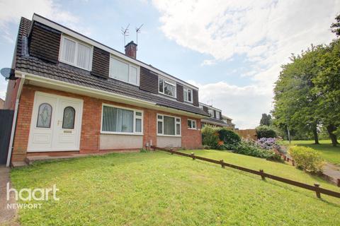 3 bedroom semi-detached house for sale - Pilton Vale, Newport