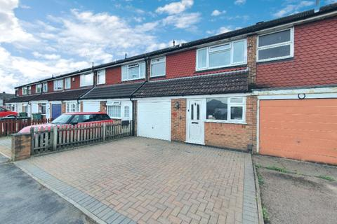 3 bedroom terraced house for sale - Kings Walk, Leicester Forest East, Leicester, LE3