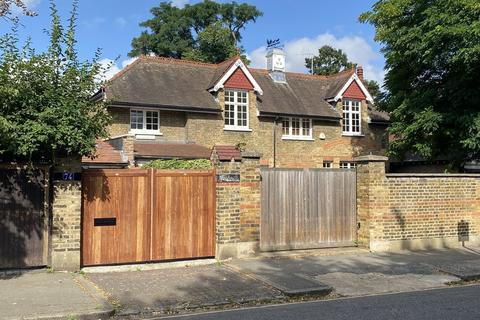 5 bedroom detached house to rent - Vanbrugh Conservation Area