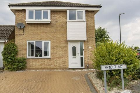 4 bedroom detached house for sale - Swinscoe Way, Chesterfield