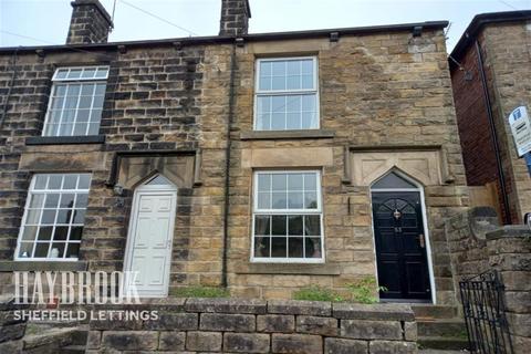 3 bedroom terraced house to rent - Church Street Oughtiibridge S35