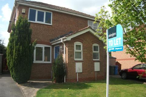 2 bedroom semi-detached house to rent - Beaufort Way, Worksop, Nottinghamshire, S81
