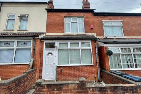 3 bedroom terraced house to rent - Floyer Road, Small Heath, Birmingham