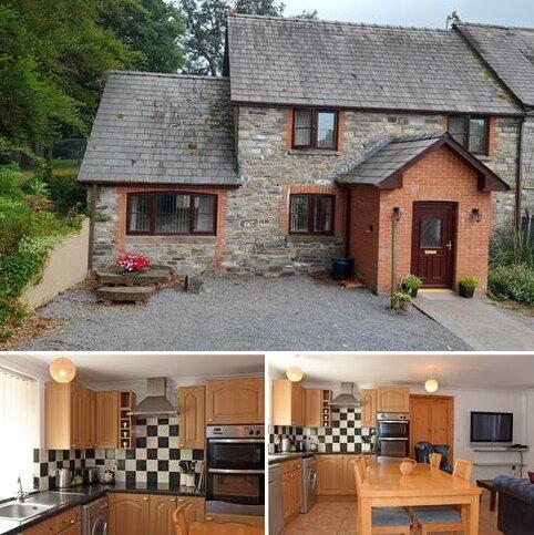3 bedroom semi-detached house for sale - Ffairfach, Llandeilo, l, Carmarthenshire SA19