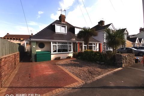 3 bedroom semi-detached bungalow for sale - HOOKLAND ROAD, PORTHCAWL CF36