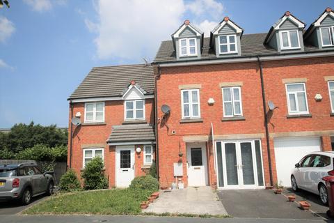 4 bedroom townhouse for sale - Seacole Close, Guide, Blackburn