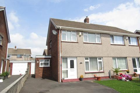 3 bedroom semi-detached house for sale - Brodorion Drive, Cwmrhydyceirw, Swansea, City And County of Swansea.